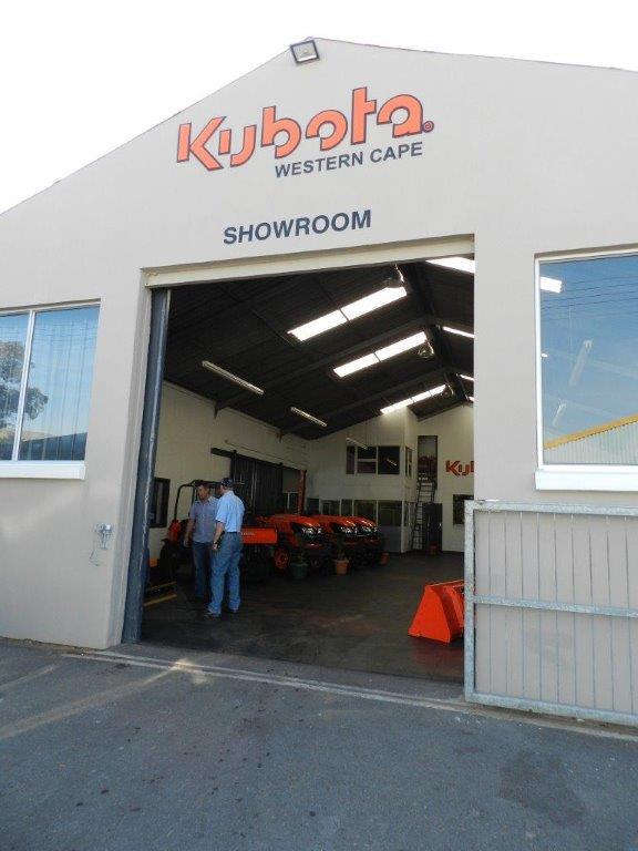 Kubota Western Cape