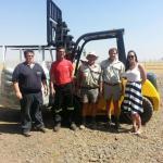 Off Road Forklift