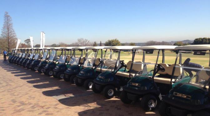 Smith Turf Equipment for Steyn City