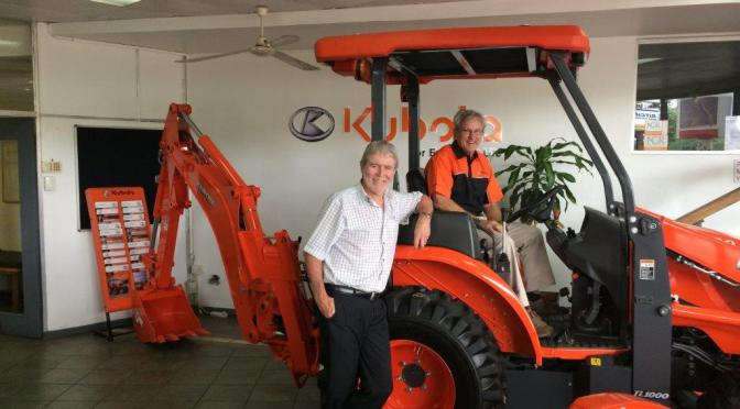 Ritchie Farm Equipment's Customers Enriched by Kubota