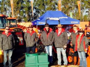Tractor Warehouse Team