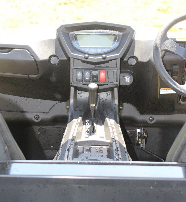 Linhai's new 700cc UTV - South Africa - Smith Power Equipment