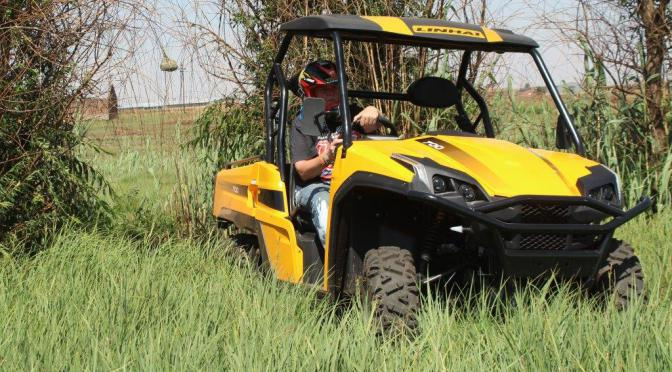 Linhai's new 700cc UTV – South Africa