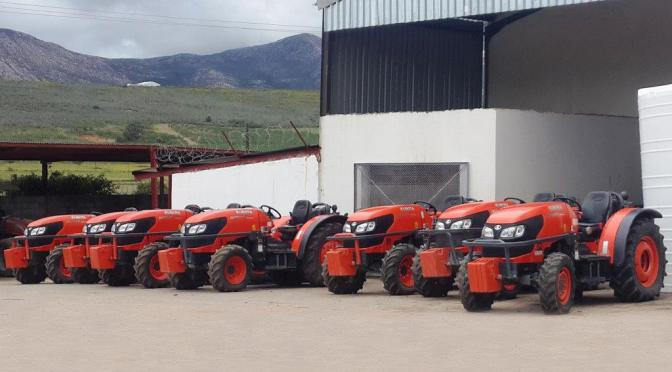 Kubota Dealer Carlu Tractors on the Move