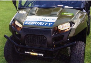 570 Ranger Security Bonnet