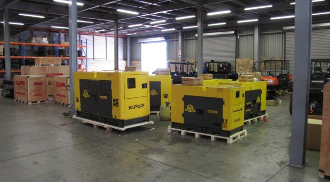 Silence is Golden - Smith Power Equipment