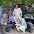 Addo Anti-poaching-ATV