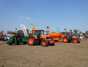 Kubota is just one of the brands that Merchant West finances. The Kubota M130x and the M9540 CAB.