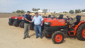 Walker Midas completes deal for 6x Kubota L4100