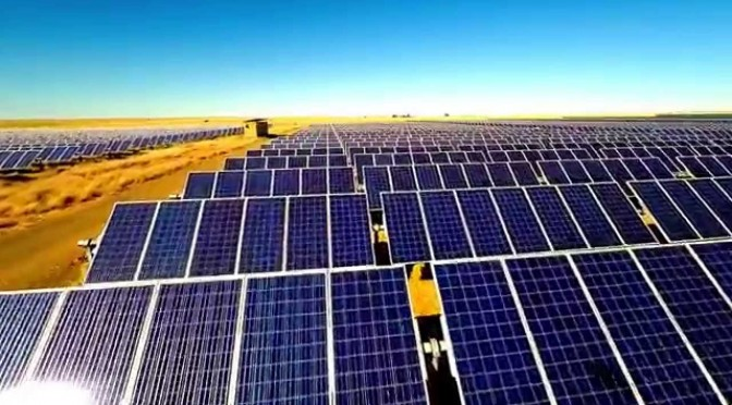 Kubota Perfect for Leading RSA Solar Power Farm