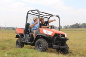Kubota x900 - Dirt and Trail