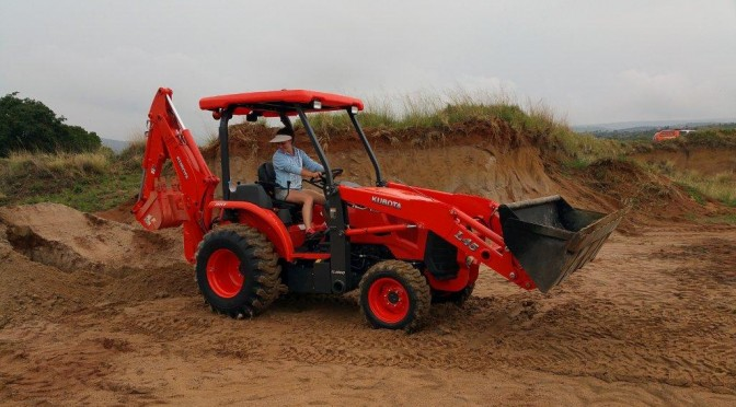New Kubota L45 TLB Impresses