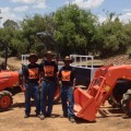 Operators for the Kubota's
