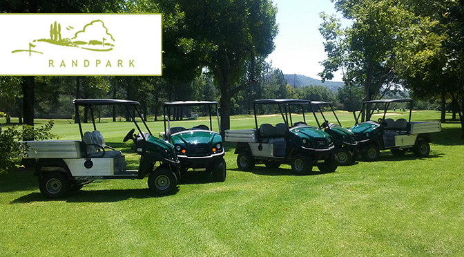 Randpark Chooses Club Car