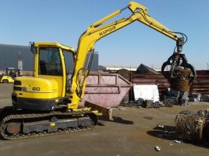Kipor 5.5t Excavator 2