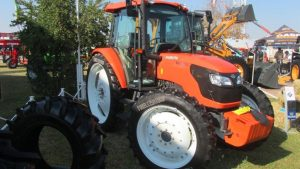 Kubota M9540 High Clearance