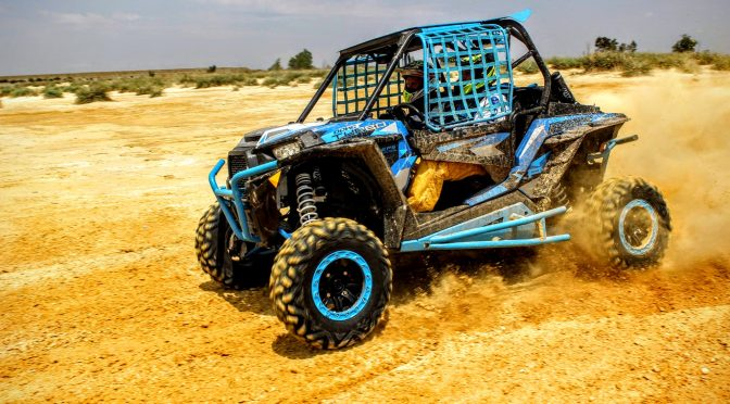 We test the Polaris 1000 Turbo RZR.