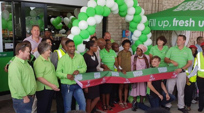 Smith Power gives power to Fresh Stop's 250th store