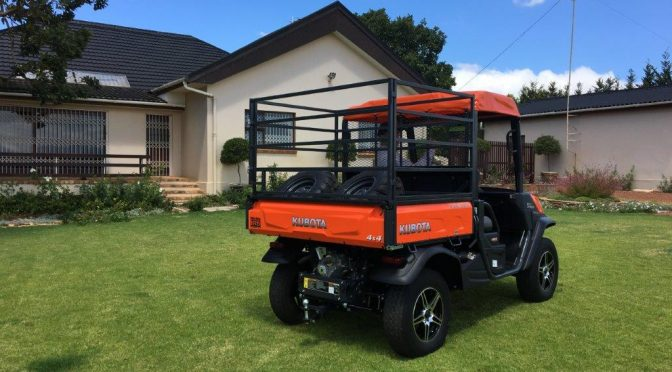 Farmers give Kubota high praise