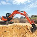 KX080 Kubota Compact Excavator