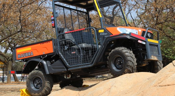 RTV STOUTA KUBOTA – RTV Side by Side