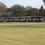 60 Club Cars at Magalies Park #2