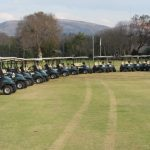 60 Club Cars at Magalies Park #4