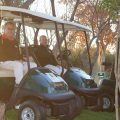 The 60 electric Club Cars were delivered to Magalies Park in June 2017 and were selected based on their quiet operations, due to the need to maintain the tranquillity of the park for visitors