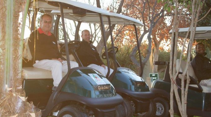 60 new golf carts for Magalies Park Golf Course
