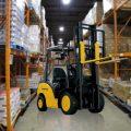 Kipor Forklift in Foods Warehouse
