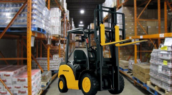 Cairns Foods – Four Kipor forklifts lift into Zimbabwe