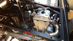 Ranger 570 Engine