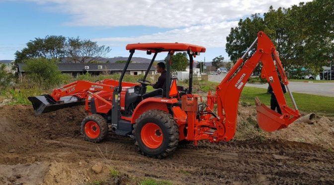 2Hire – Kubota L45 a natural choice
