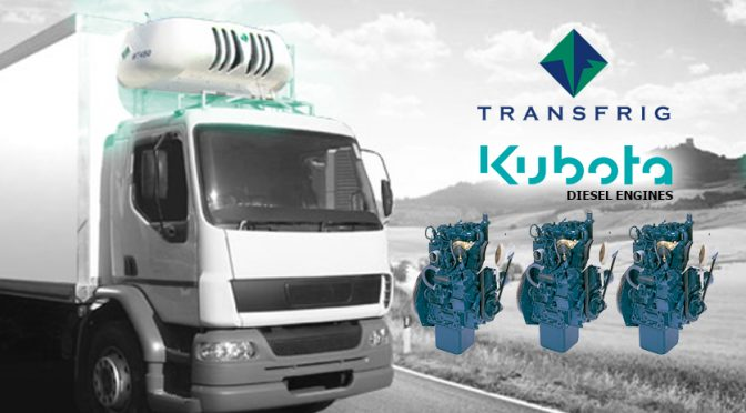 Transfrig Thirty Years using Kubota engines and still cool!