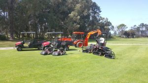 Hermanus Toro and Kubota Equipment