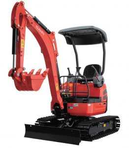 Smith will also use the show to unveil the Kubota U15-3, the latest model to join smith range of Kubota mini-excavators available for the local market.
