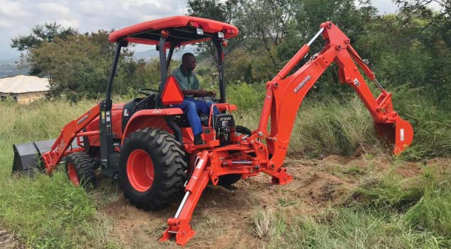 Smith Power Equipment bied veelsydige oplossings vir Laeveldboere