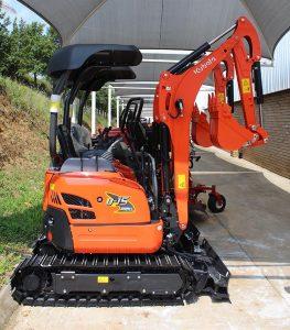Kubota U15-3 1.5 Ton Excavator