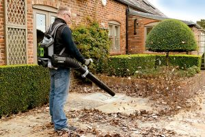 EGO Power Plus Backpack Blower