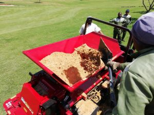 Top Dresser Pro Pass Hopper