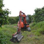 Kubota U50 Compact Excavator
