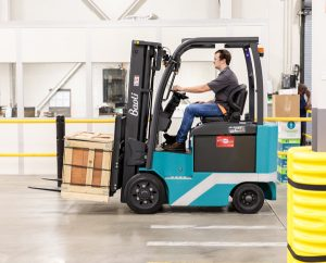 Baoli 2.5T-3.5T Diesel, Electric and LPG Forklifts