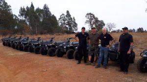 Adventure Zone and Linhai South Africa