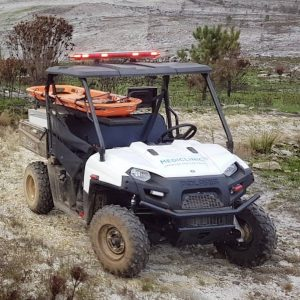 Full featured Polaris Ranger 570.