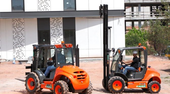 Smith Power builds a total materials handling solution