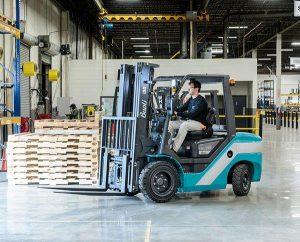 Baoli KBD35+ 3.5T Diesel Forklift