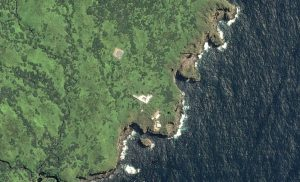 Base on South Eastern Side of the Gough Island