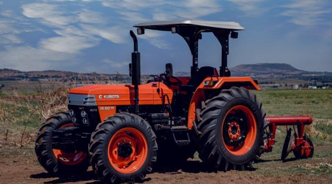 E-Kubota Power and versatility at a price you can afford