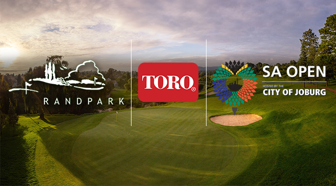 Toro equipment helps make SA Open a success at Randpark Club