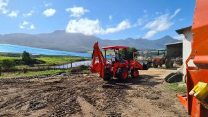 Gregg Powell's new Kubota L45